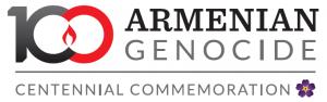 armenian 100th logo