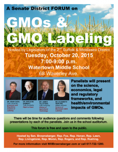 GMO FLYER PNG
