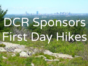 DCR First Day Hikes