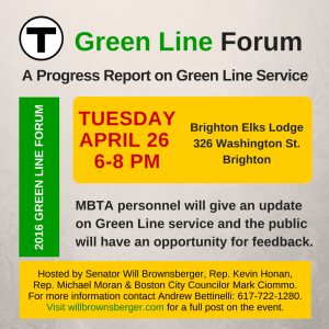 Green Line Forum 2016 FINAL FLYER